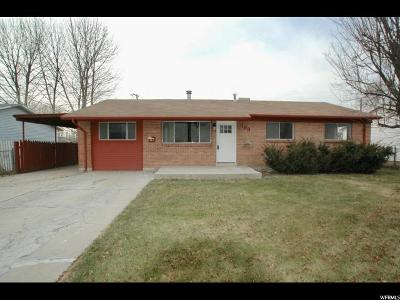Provo Single Family Home For Sale: 138 S 1920 W