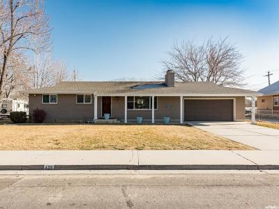 Orem Single Family Home For Sale: 436 N 600 W