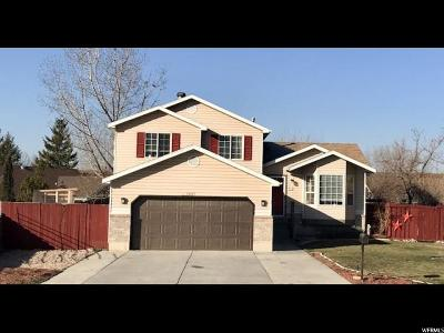 Provo Single Family Home For Sale: 1027 N 2770 St W