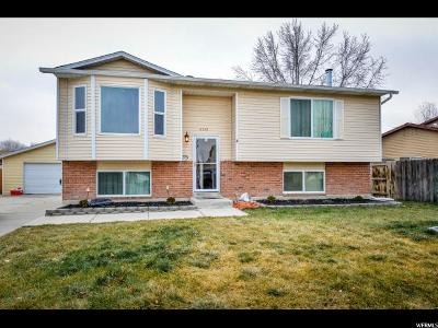 West Valley City Single Family Home For Sale: 6339 W Kapford Dr
