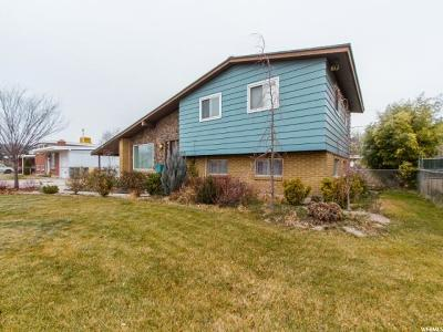 West Valley City Single Family Home For Sale: 3914 W 3280 S