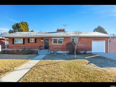Orem Single Family Home For Sale: 1051 S 500 E