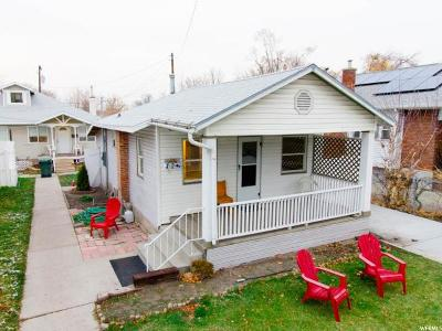 Salt Lake City Multi Family Home For Sale: 2308 S Green St E