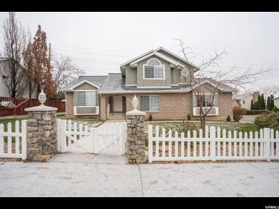 Orem Single Family Home For Sale: 286 E 2000 N
