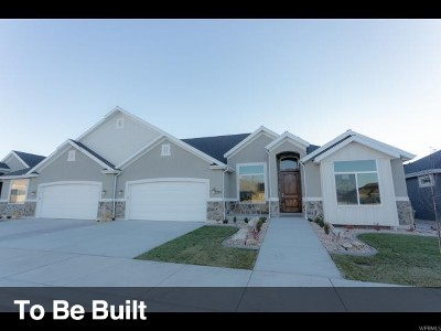 Provo Single Family Home For Sale: 2412 W 1160 N #4