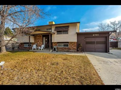 Sandy Single Family Home For Sale: 9731 S Mumford Dr