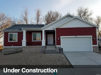 Provo Single Family Home For Sale: 661 W 1820 St S #204