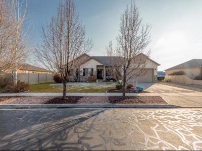 Spanish Fork UT Single Family Home For Sale: $344,000