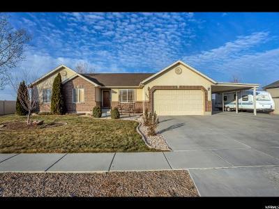 Spanish Fork UT Single Family Home For Sale: $309,900
