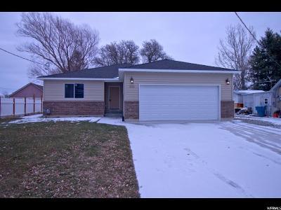 Preston Single Family Home For Sale: 223 S 100 W