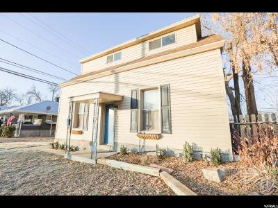 Provo Single Family Home For Sale: 144 S 600 W