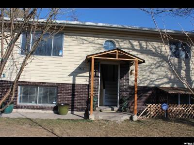 Salt Lake City UT Single Family Home For Sale: $239,000