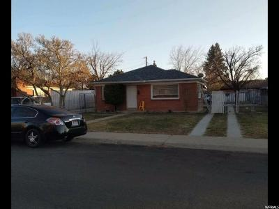 Orem Single Family Home For Sale: 85 W 900 N