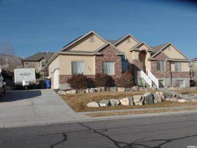 Saratoga Springs Single Family Home For Sale: 3889 S Lake Mountain Dr Dr W