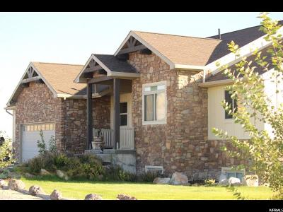 Petersboro Single Family Home For Sale: 6375 W 2000 N