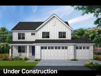 Riverton Single Family Home For Sale: 3696 W Creek Meadow Rd #24