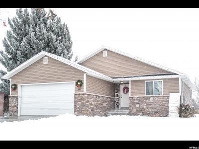 Smithfield Single Family Home For Sale: 145 E 300 S