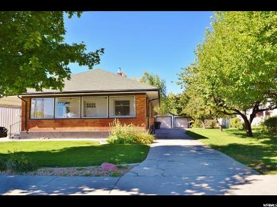 Price Single Family Home For Sale: 159 N 100 E