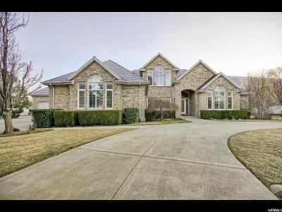 Draper Single Family Home For Sale: 12955 S 1300 E