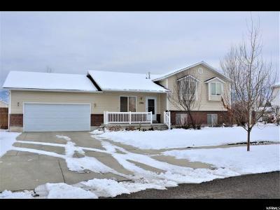 Logan Single Family Home For Sale: 1296 Stuart Ct