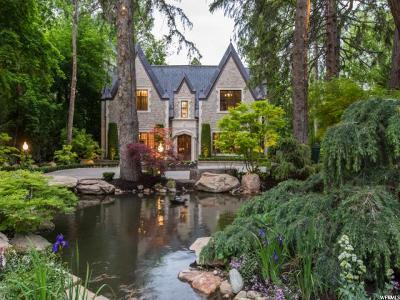 Holladay Single Family Home For Sale: 2411 E Walker Ln