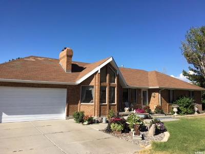 Herriman Single Family Home For Sale: 14251 S 6600 W