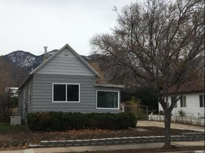 Ogden Single Family Home For Sale: 1978 Eccles Ave