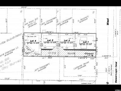 Logan Residential Lots & Land For Sale: 419 W 170 N