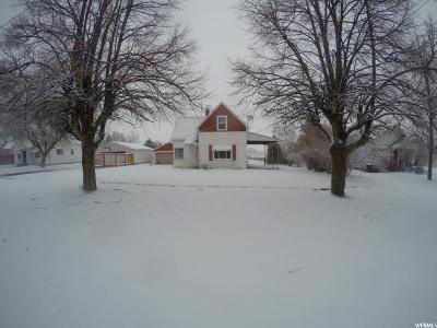 Wellsville Single Family Home For Sale: 137 E 200 N