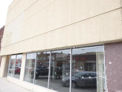 Commercial For Sale: 136 S Main St