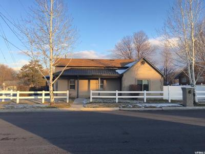 Payson Single Family Home For Sale: 190 N 400 E