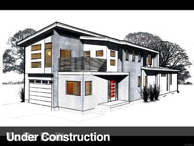 Millcreek Single Family Home For Sale: 2994 S Dream Weaver Cv E #104