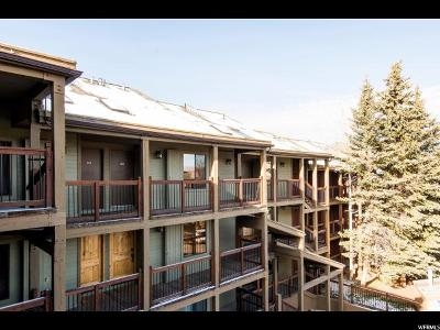 Park City Condo For Sale: 1530 E Empire Ave #309