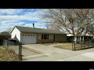 Sandy Single Family Home For Sale: 10170 S Amaryllis St E