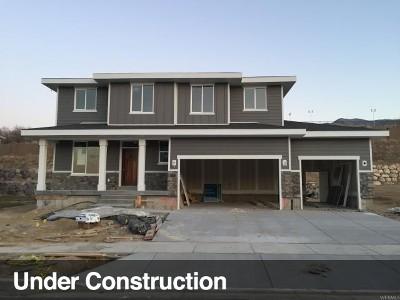 Draper Single Family Home For Sale: 582 E Rockwell Vis S #51