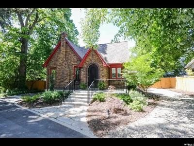 Holladay Single Family Home For Sale: 2445 E Kentucky Ave