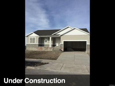 Provo Single Family Home For Sale: 712 W 1720 S #LOT237