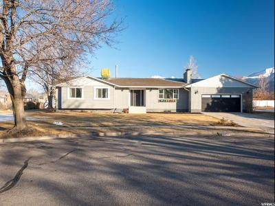 Highland Single Family Home For Sale: 5432 W 10130 N