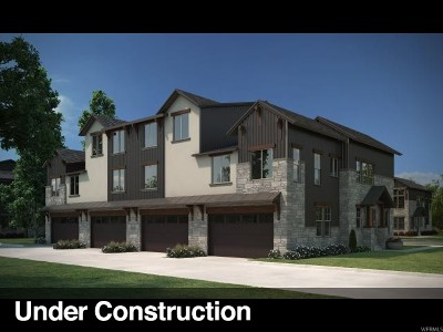 Sandy Townhouse For Sale: 10461 S Beetdigger Blvd #54