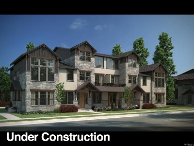 Sandy Townhouse For Sale: 10482 S Beetdigger Blvd #83
