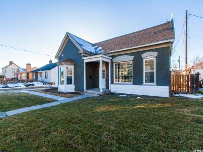 Provo Single Family Home For Sale: 338 S 100 E