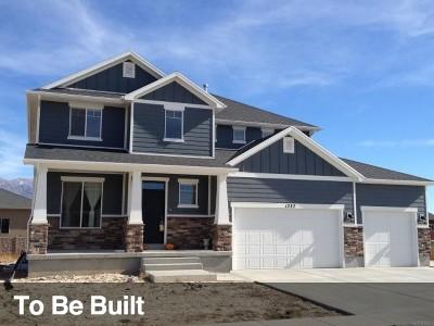 Draper Single Family Home For Sale: 558 E Rockwell Vis S #53