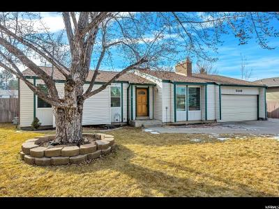 Sandy Single Family Home For Sale: 2186 E Raintree Cir S