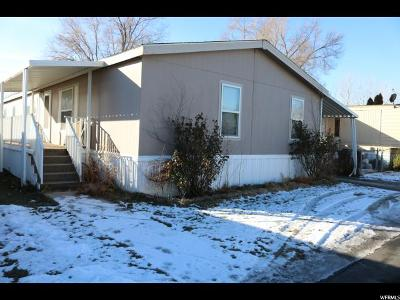 Taylorsville Single Family Home For Sale: 753 W Superior Peak Dr