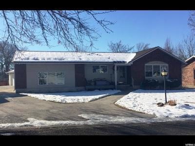 Logan Single Family Home For Sale: 246 E 1100 N
