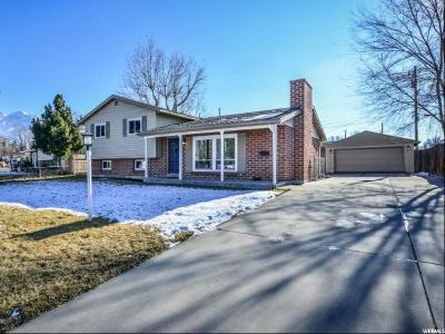 Salt Lake City UT Single Family Home For Sale: $349,900