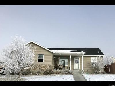 Eagle Mountain Single Family Home For Sale: 2099 E Juniper Dr