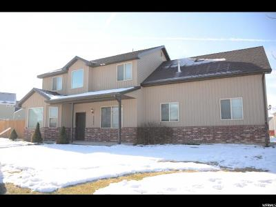 Nibley Single Family Home For Sale: 2565 S 1100 W