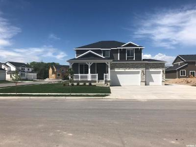 Lehi Single Family Home For Sale: 33 N 2516 W #118