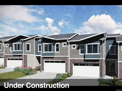 Eagle Mountain Single Family Home For Sale: 7063 N Mountain Field Dr E